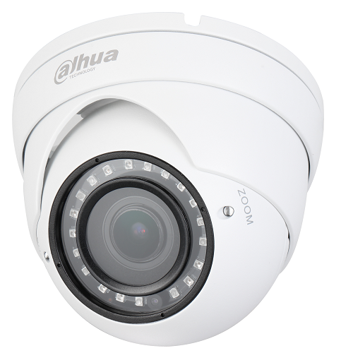 Videosecurity Kit HD-Cvi Dahua – 4ch- Dome – 2mpx – IR 30m – 2,8-12mm 3