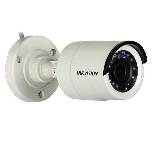DS-2CE16D0T-IR HD-TVI TURBO HD Camera Hikvision (compact, 1080p, 3.6 mm, 0