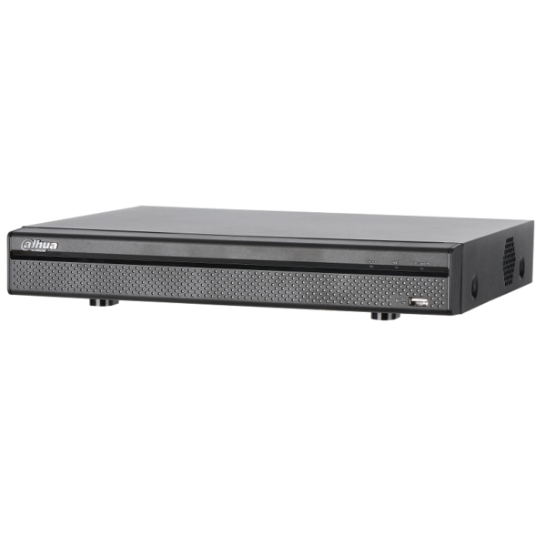 HCVR7208AN-4M Dahua 12 Ch Penta-brid 4mp DVR 8 + 4ip – 2x HDD 1