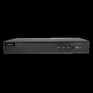 SafireHTVR3104 5 Ch 1080P Lite Compact DVR - 1ch Audio