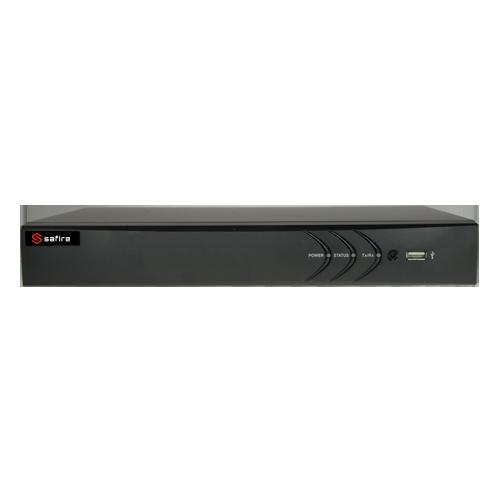 SafireHTVR3108 – 10ch 1080P Lite – 5in1 DVR – 8ch analog + 2ch IP 1