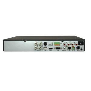 HTVR6204FH-A -Hikvision OEM - Safir HDTvi - 4ch 1080p (25FPS)