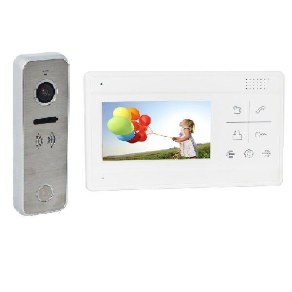 Color video Intercom – DoorPhone kit – EALINK M2604A-D23ACS / 4 wire 1