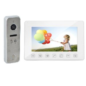 Color video Intercom - DoorPhone kit - EALINK M2510ADT-D23ACS / 4 wire