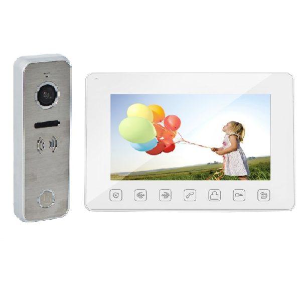 Color video Intercom – DoorPhone kit – EALINK M2510ADT-D23ACS / 4 wire 1