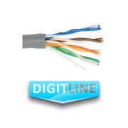 CAT 5 LAN Cable: DigitLine UTP 5 (Indoor) [1m]