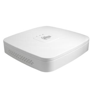 XVR5104C Dahua 6 Channel Penta-brid 1080P Lite Compact DVR 4 ch + 2 ch IP