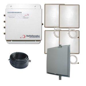 StellaOffice SD-RP-1001W-4P - 4.000mq - 3G/umts