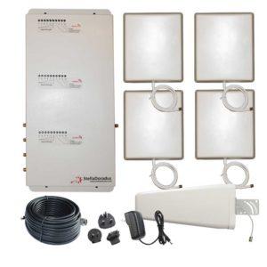 StellaOffice TriBand SD-RP-1001LGW-4P - 4.000mq - GSM / 4G / 3G