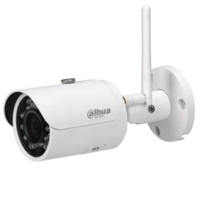 DAHUA IPC-HFW1435S-W IP - (4Mp 2,8mm, 0,1 lx, IR up to 30m - Wifi)