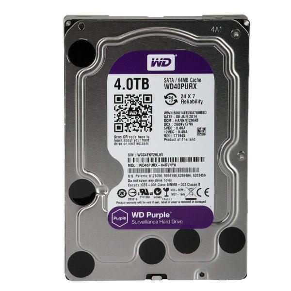 HDD 4TB PURPLE WD40PURX (3