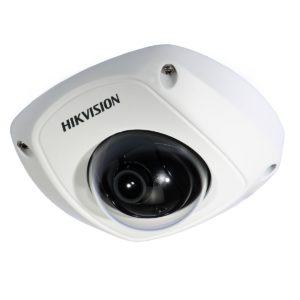 DS-2CD2520F Ceiling IP Camera Hikvision (2MP, 2.8mm, 0.01 lx, IK10)