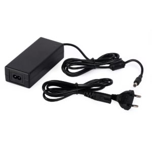 AC/DC Adapter 12VDC/5A (2.1/5.5 (+), for CCTV cameras)