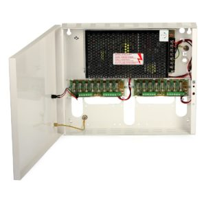Switch Mode Power Supply PSDC161212T (12-15VDC, 16x0.8A)
