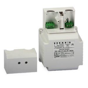 AC Transformer Pulsar AWT8172430 (230VAC/30-24-17VAC, 80VA)