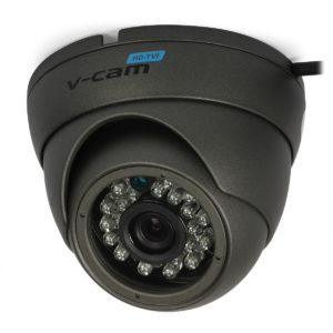 HD-TVI Camera V-CAM 360 (1080p, 3.6mm, 0.01 lx, IR up to 20m; CVBS, AHD, HD-CVI)