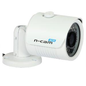 HD-TVI Compact Camera N-CAM 460 (1080p, 3.6mm, 0.01 lx, IR up to 25m; CVBS, AHD, HD-CVI)
