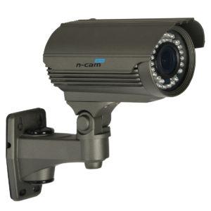 HD-TVI Compact Camera N-CAM 760 (1080p, 2.8-12mm, 0.01 lx, IR up to 40m; CVBS, AHD, HD-CVI)