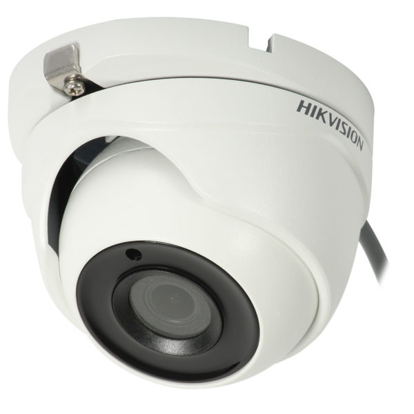 DS-2CE56F1T-ITM HD-TVI TURBO HD 3.0 Camera: Hikvision (ceiling, 3MP, 2.8mm, 0