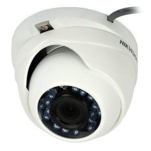 DS-2CE56D1T-IRM HD-TVI TURBO HD Camera Hikvision (ceiling, 1080p, 2.8mm, 0.01 lx, IR up 20m)