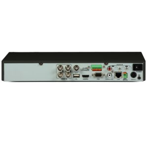 DS-7204HQHI-F1/N/A HD-TVI TURBO HD 3.0 DVR: Hikvision (4ch, 1080p@12fps, H.264, HDMI, VGA)
