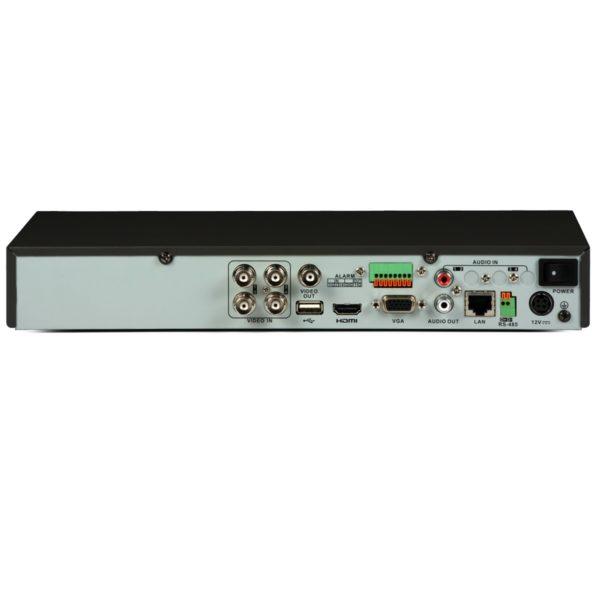 DS-7204HQHI-F1/N/A HD-TVI TURBO HD 3 0 DVR: Hikvision (4ch, 1080p@12fps,  H 264, HDMI, VGA)