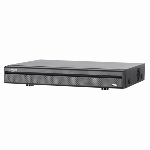 Dahua XVR5116H 16 Channel Penta-brid 1080P Lite Compact 1U DVR + 8ch IP 1