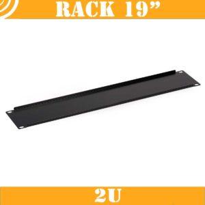 "2U Blank Panel (19"" RACK)"