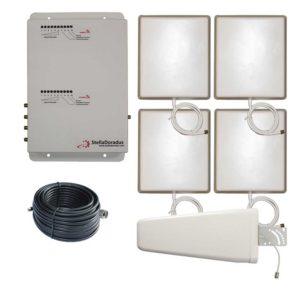 StellaOffice SD-RP-1001LG-4P - 4.000mq - GSM / 4G