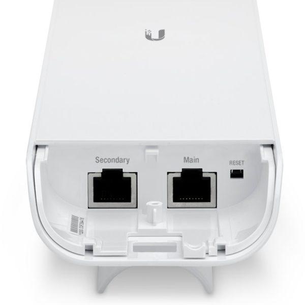 UBNT NanoStation M5, outdoor, 5GHz MIMO, 2x 16dBi, 2x LAN, AirMAX 2