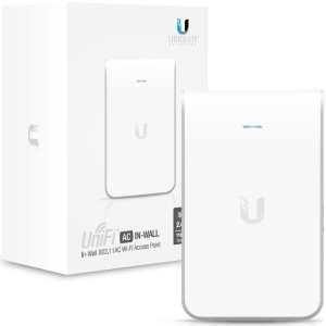 UBNT UAP-AC-IW-PRO - Unifi AP,AC, In Wall,Pro 3x3 dual-band MIMO