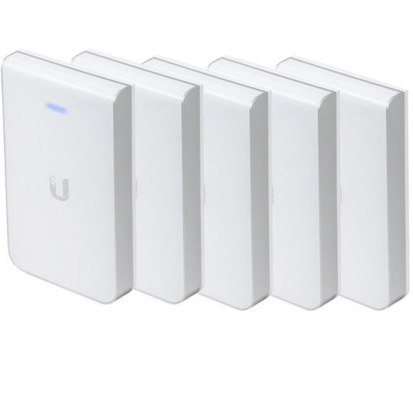 UBNT UniFi AP, AC, In Wall, 5-Pack 1