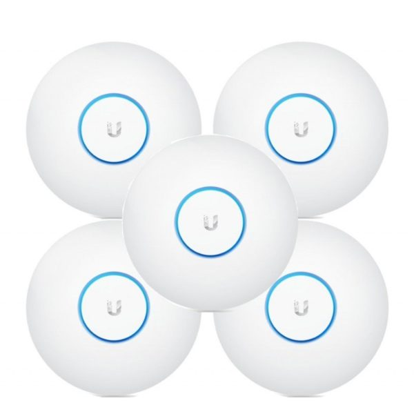 UBNT UniFi AP AC Long Range, 5-Pack, PoE Not Included 1