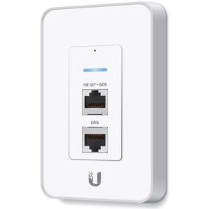 UBNT UniFi AP In Wall